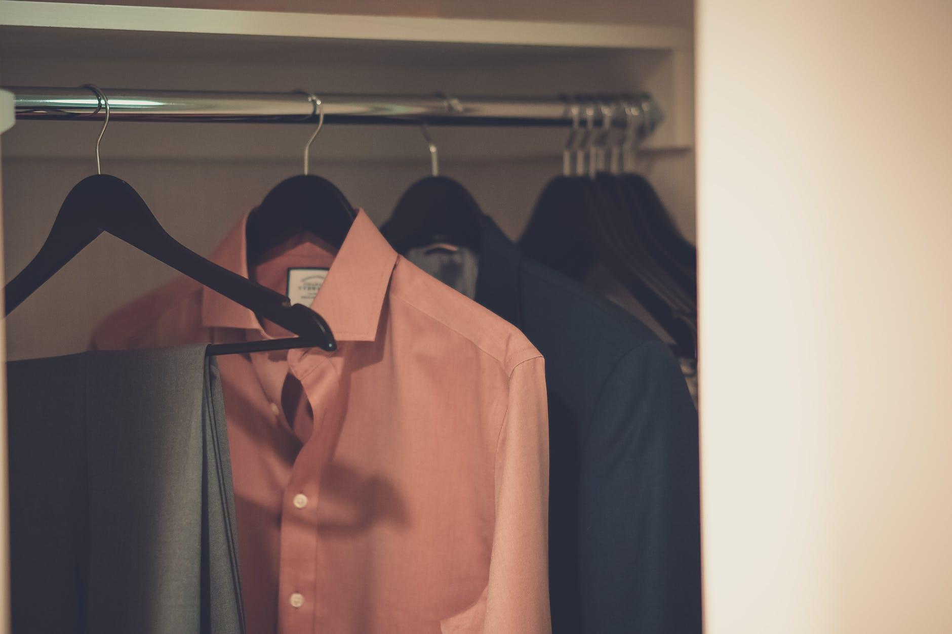 reglas basicas del closet