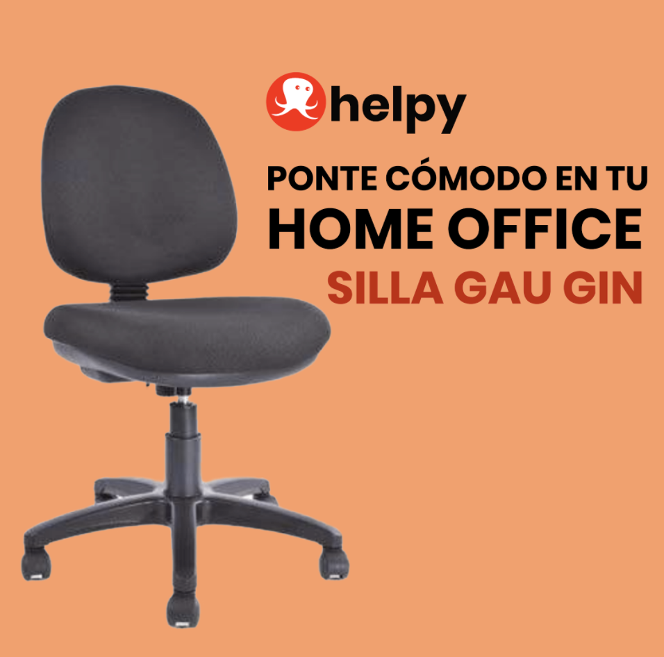 Silla básica para home office