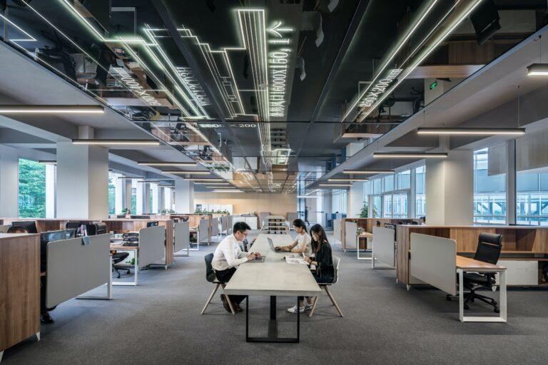 Tendencias en espacios de trabajo