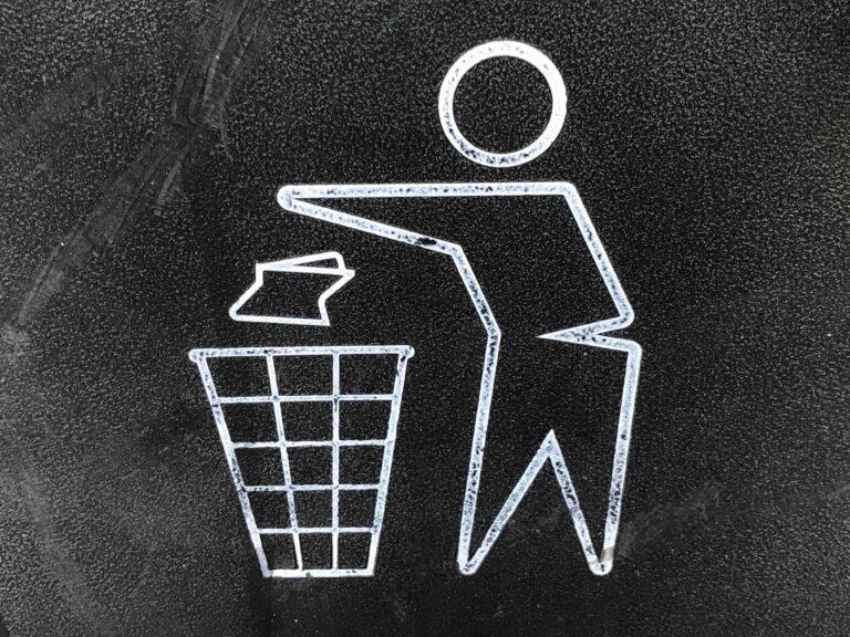 4 formas en las que puedes ser más inteligente con tu basura
